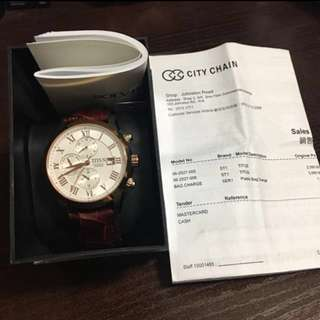 TITUS 機械錶(正版)