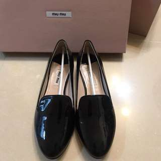 Miumiu shoes size 35