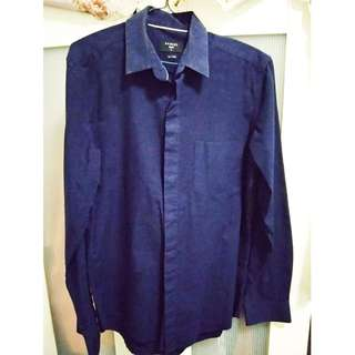 PADINI Working Shirt PRELOVED (SLIM FIT) EASY IRONING