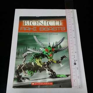 Bionicle : Rahi Beasts