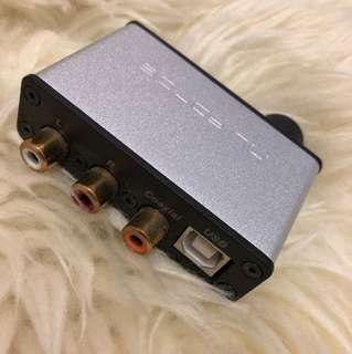 Nuforce ICON-UDAC2 Headphone Amplifier