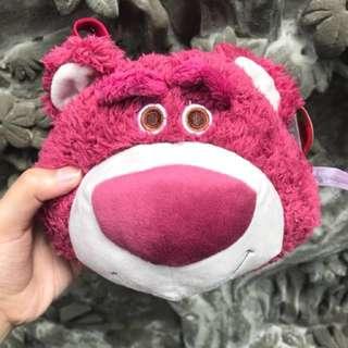 Lotso Toy Story Disney Sling Bag