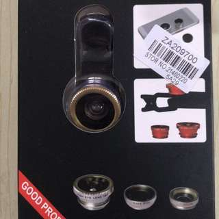 3+1 Universal Clip Lens