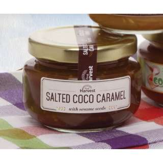 First Harvest Salted Coco Caramel 125g by HUMAN❤NATURE