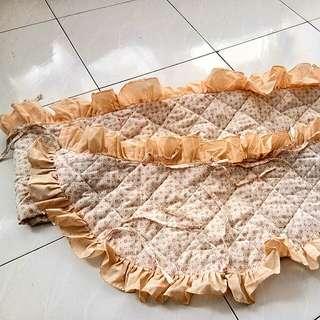 Baby basket padding
