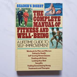 Manual of Fitness & Well Being