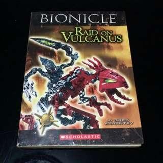 Bionicle : Raid on Vulcanus