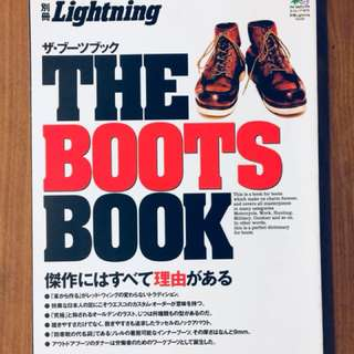 別冊 Lightning Boots Vintage 古着 LVC Red Wing