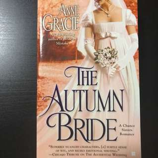 Romance Novel - The Autumn Bride