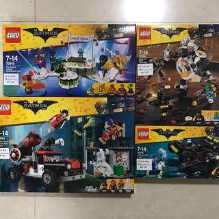 Lego 70918 70919 70920 70921 Without Minifgures