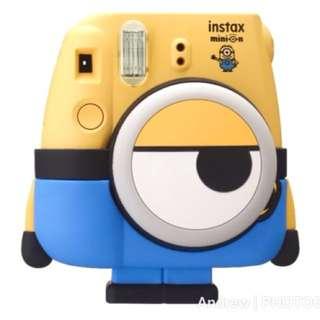 Fujifilm Minion Instax Mini 8 Camera