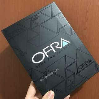 OFRA Holiday Glow Bronzer Highlighter Eyeshadow Makeup Palette