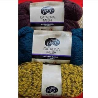 Assorted Novelty Yarn Bundle
