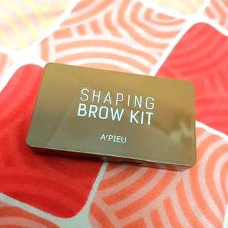 Apieu Shaping Brow Kit