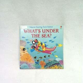 SERBA 10RIBU: Whats under the sea (import)