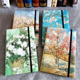 Van Gogh Notebook