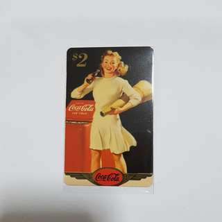 Used Phone Card - Coca Cola 25 Of 25