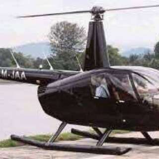 Heli ride #helicopter