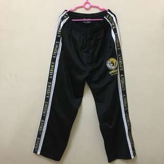 A.VERSACE TAPE TRACKSUIT