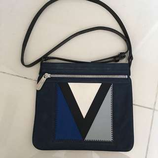 Louis Vuitton America's Cup Messenger bag