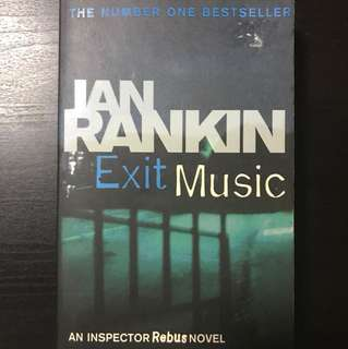 Fiction - Exit Music - Ian Rankin