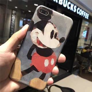 *Mickey Case for iPhone 6 or 6S