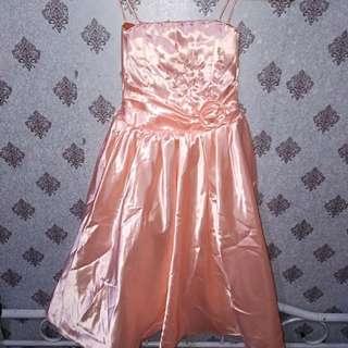 kids semi gown