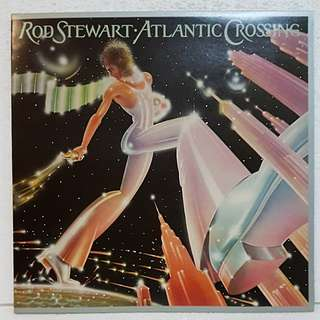 Rod Stewart - Atlantic Crossing Vinyl Record