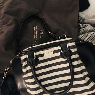 Kate Spade New York Satchel Catherine Street Stripe Pippa