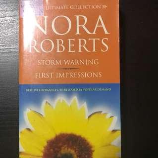 Romance - Storm Warning - Nora Roberts
