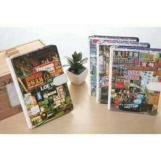 Thick HongKong Notebook