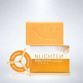 NLIGTHEN KOJIC PAPAYA SOAP