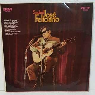 Jose Feliciano - Souled Vinyl Record
