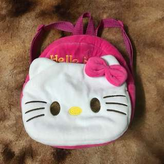 Hello kitty small backpack