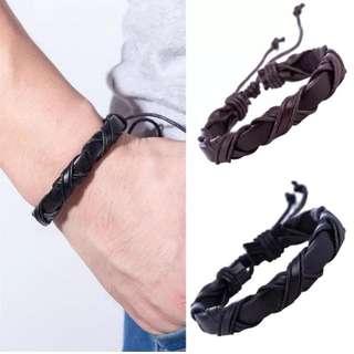 ULB 32- Unisex Leather Bracelet
