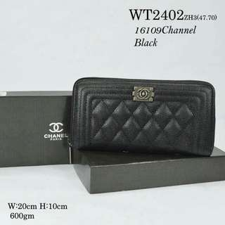 Chanel Purse Black Color