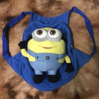 Minions backpack bag