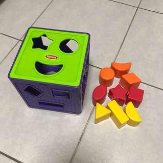 Playskool Sorting Toy