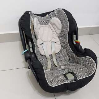 2in1 Car Seat & Carrier