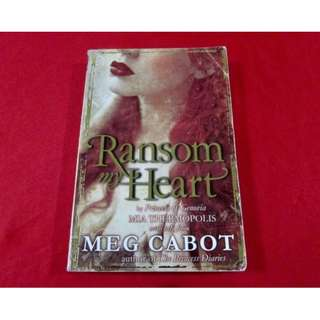 Ransom My Heart by Meg Cabot