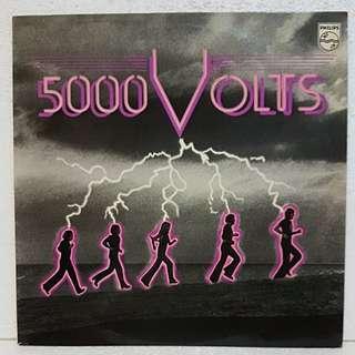 5000 Volts Vinyl Record