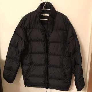 🚚 OWEN DIGAR 黑色 羽絨外套 夾克 男款 保暖