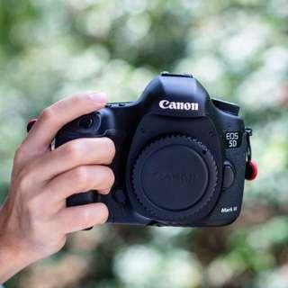 [RENT]Canon 5DM3 Body
