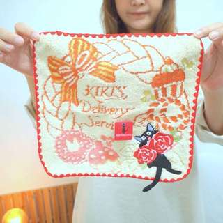 日本直送🇯🇵魔女宅急便手巾
