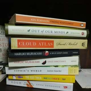 Books @ $5ea!!!