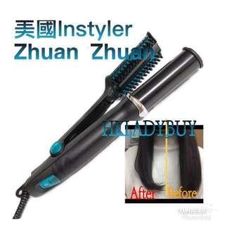 原價$1600激減㊙️《美國Instyler 👸🏻Zuan Zhuan 鑽轉捲髮器》