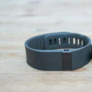 Fitbit HR charge fitness activity band