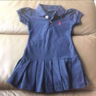 [Preloved] Ralph Lauren Baby Dress