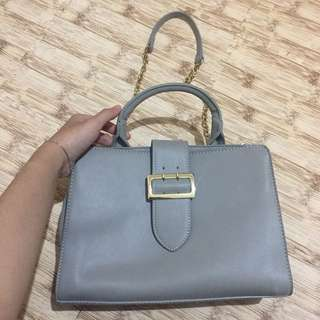 Tas zalora, light gray
