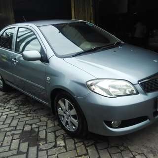 Toyota Vios 2006 G Matic Facelift TDP 10 Jt
